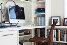 office . designs / Work spaces and furnishings that work / by Sandra Hachey