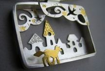 jewelry . inspiration / Designs that inspire my own jewelry creations / by Sandra Hachey