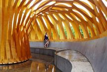 Architecture & Interior design / I feel lucky that I love my job. :) / by Jairak Ruengwes