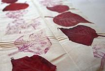 Craft: Bleach/Dye-Natural / by Jeanette Schwarz
