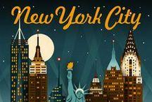 NEW YORK CITY. . .My Hometown / by Sarah L. Vargas