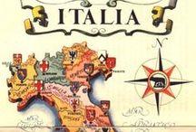 La Bella ITALIA. . . . . . . / by Sarah L. Vargas