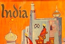 INDIA - Land of Spices / by Sarah L. Vargas