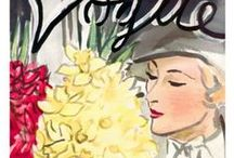 Vogue  / by Sarah L. Vargas