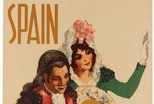 ESPANA - La Madre Patria  (Spain)/Gibraltar / SPAIN - The Motherland  / by Sarah L. Vargas