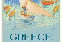 GREECE - Land of the Gods / by Sarah L. Vargas