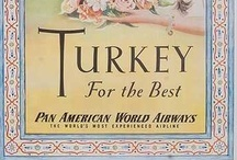 TURKEY - Seat of the Ottoman Empire / by Sarah L. Vargas