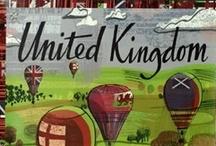 UNITED KINGDOM - England. Scotland, Wales / England, Sotland, Wales / by Sarah L. Vargas