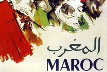 MOROCCO - Exotic Land of Mystery / by Sarah L. Vargas