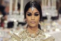 Haute Couture. . .INDIAN FASHION/SARIS. . . . / by Sarah L. Vargas