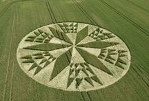 CropCircles / Amazing no matter how they came to be / by Michael Hamner