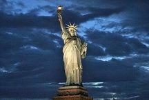 NYC ❤️ / New York ~ one of my greatest destinations. Such wonderful life-long memories ~ I ❤️ NY / by Michael Khatkar