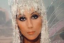"""Her Royal Fabulousness . . . CHER / .""""QUEEN OF POP"""" / by Sarah L. Vargas"""