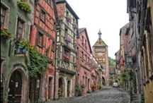 European Travel / Beautiful Places for the Bucket List!  / by Only Passionate Curiosity