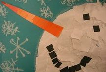 Winter / ideas for my Reception (age 4 - 5) class / by Louise Vaan
