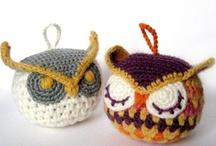 Amigurumi / Little crocheted toys / by Cathy Clark