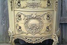 decorative furniture / by Alice Hudson Roberts
