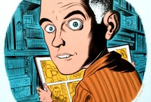 Daniel Clowes / by Wing's Art and Design Studio