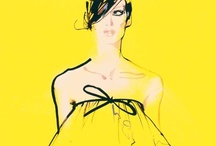 David Downton / by Wing's Art and Design Studio