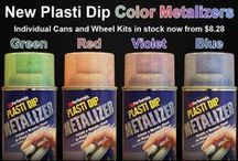 Crafts: Plastidip / by Heather Green