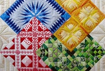 Fun Quilting / by MarshaLeigh