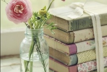 Books on display / Love old books / by Janet Trotter