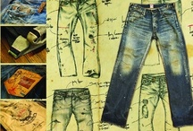 Denim Therapy / Plain and simple denim.  From Donwan to 7's...love  em all! / by Sharon Anderson
