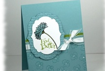 Cards - Stampin' Up / by Donella Henderson