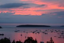 Maine / My obsession and lifelong love affair with the state of Maine. / by Shannon Brady-Franklin