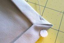 sewing / by Aracely Rodriguez-Niewenhuis