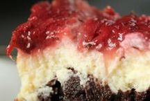 """Cheesecake Heaven / I hope to make this your """"One-stop Shopping Place for Cheesecake Recipes!""""  And they are all FREE!  If you have any special ones, please share them with us.  Many Thanks!  Jeannie / by Jeannie Guzman"""