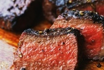 FOOD: Beef & Game / by Sara Rorebeck