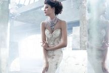 Gowns with extra SPARKLE / by JLM Couture