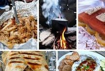 Camp food & camping tips. / by Necia Shelton