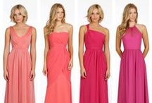 Mix and Match Bridesmaids / by JLM Couture