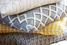 fabrics & products for the home / by Andrea Lambert