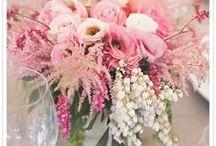 Bouquets / Beautiful ideas for flower arrangements. / by Patti Jo