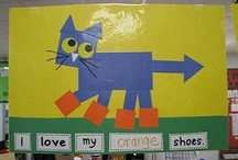 Pete the Cat / by Maureen Looney