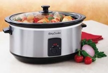 Crock Pot Creations / by Maureen Looney