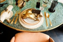 A Fashionable Dinner Party / by Kelly Wearstler