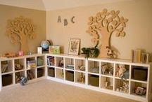 Mission Impossible: Organize the Playroom! / by Jessica McFadden