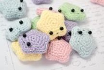 Amigurumi Patterns / Crochet cute little critters and friends with our favorite amigurumi patterns / by CraftFoxes