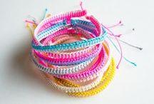DIY bracelets / by Annemie De Moor