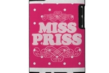 Miss Priss / by Janie Askew