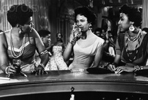 PEARL BAILEY / PEARL MAE BAILEY (MARCH 29,1918- AUGUST 17,1990) WAS AN AMERICAN ACTRESS & SINGER . BAILEY BEGAN BY SINGING & DANCING IN PHILADELPHIA's BLACK NIGHT CLUBS IN THE 1930's &SOON STARTED PERFORMING IN OTHER PARTS OF THE EAST COAST. AFTER APPEARING IN VAUDEVILLE SHE MADE HER BROADWAY DEBUT ST. LOUIS'S WOMAN IN 1946. SHE WON A TONY AWARD FOR THE TITTLE ROLE IN THE ALL BLACK PRODUCTION OF HELLO DOLLY IN 1968. / by Shavonne Nicki Giddiens