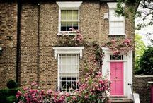 Exteriors / by Helena del Rio - A Diary of Lovely