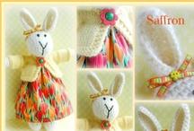 Crochet / by Tassie Hare