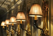 Turn on the Lights / Lamps, Chandeliers, Candles, Lanterns, Etc. / by Aileen