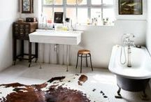 Bathrooms / by Helena del Rio - A Diary of Lovely