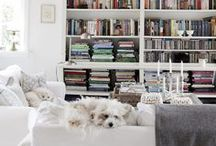 Living Rooms / by Helena del Rio - A Diary of Lovely